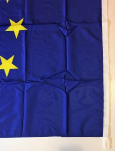bandiera eu particolare